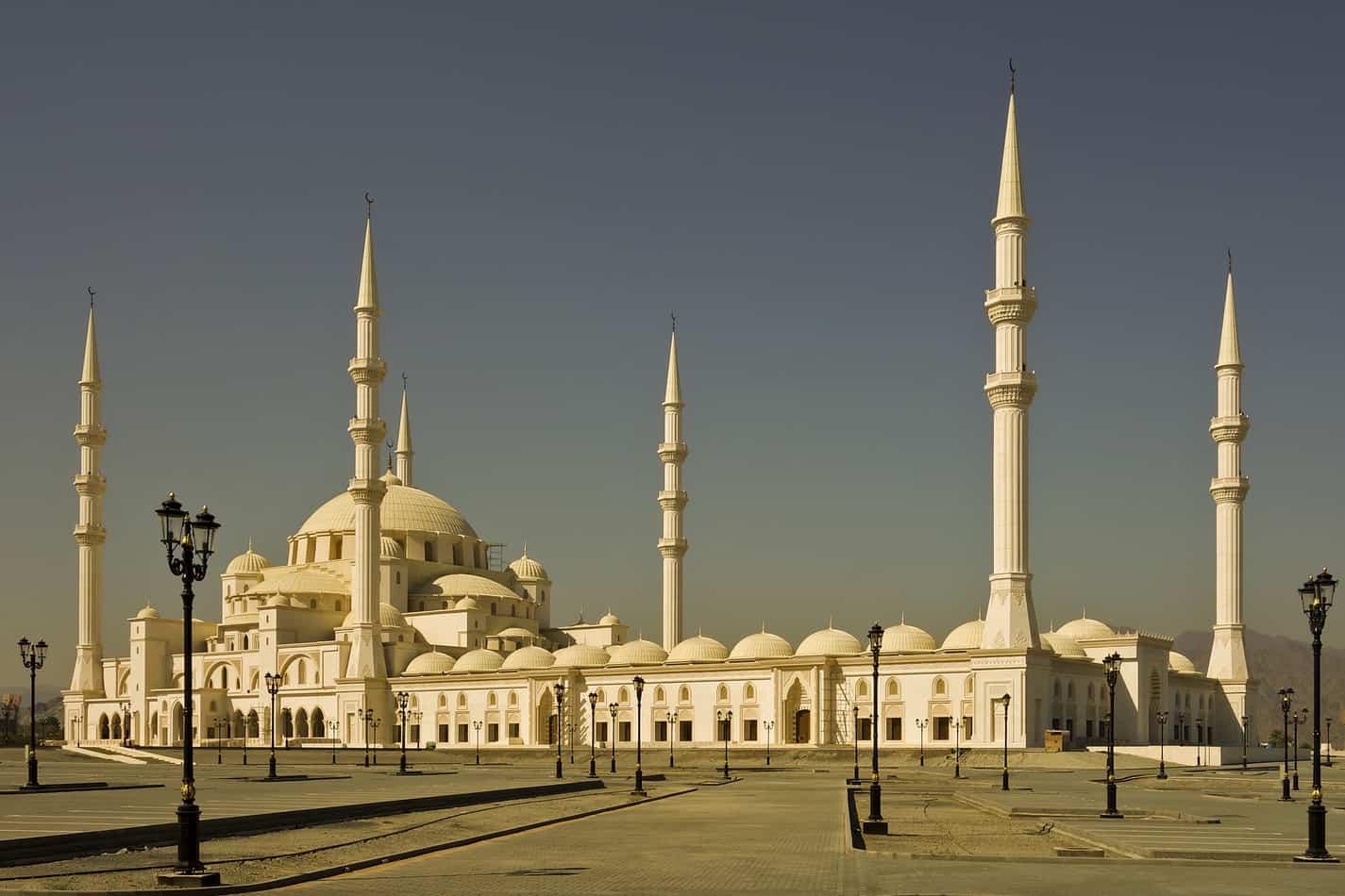 Oil rich UAE